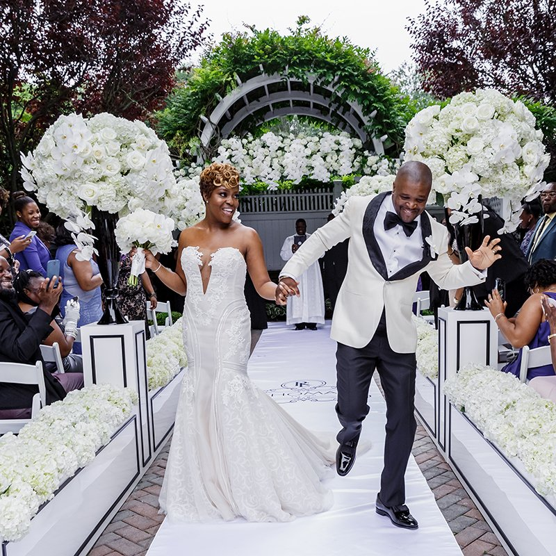 Racquel + Eric Thomas Vow Renewal